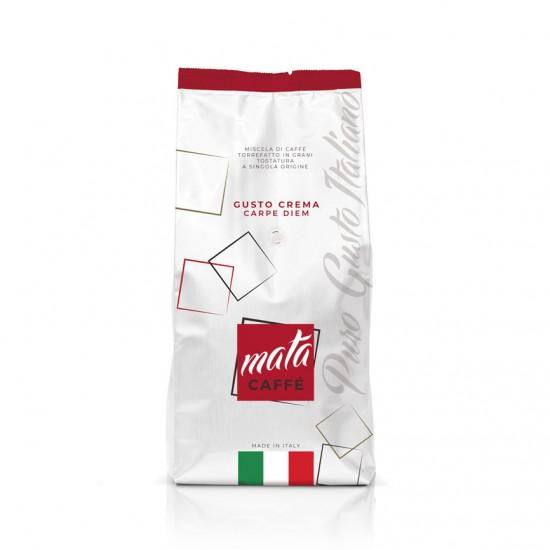 Кофе в зёрнах GUSTO CREMA CARPE DIEM