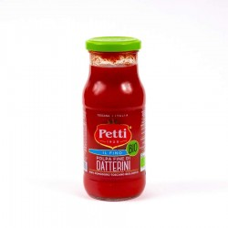 Томатное пюре из BIO помидоров даттерини Petti